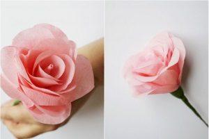 Как сделать цветы для штор