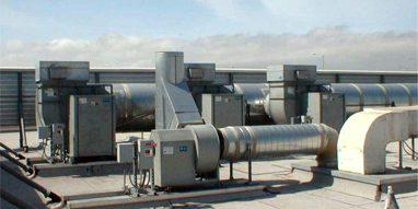 Промышленная вентиляция как важная составляющая современного здания