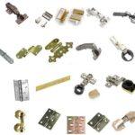 Типы мебельных петель